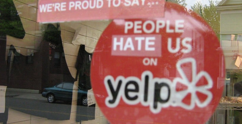 How to Deal with a Bad Yelp Review