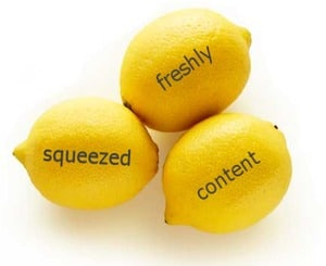 Why Fresh Content Matters